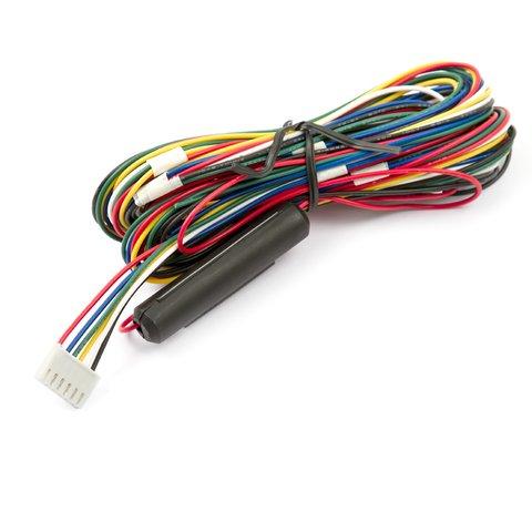 3-канальный автомобильный видеорегистратор с GPS Smarty BX3000 Превью 6