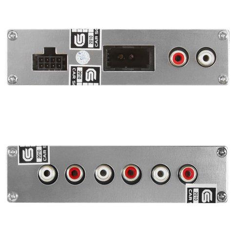 Автомобильный аудиоадаптер MOST для Audi 2G MMI / Porsche PCM 2.1 Прев'ю 1