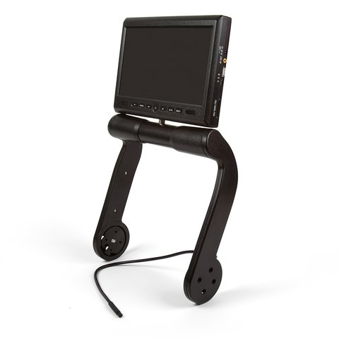 """8,5"""" Armrest Monitor with DVD Player Preview 12"""