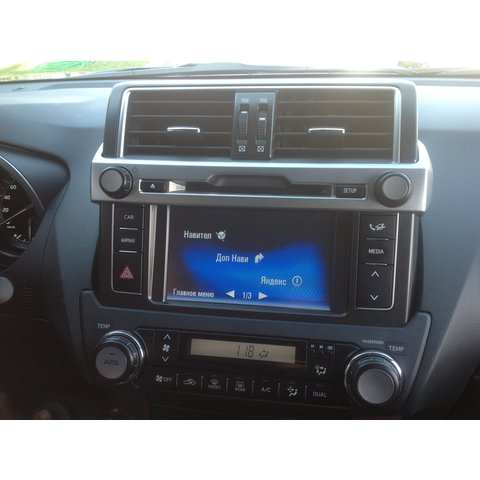 Navigation System for Toyota with Touch 2 Panasonic System Preview 1