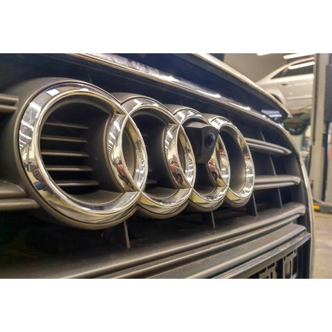Front View and Rear View Camera Connection Kit for Audi A3 Preview 2