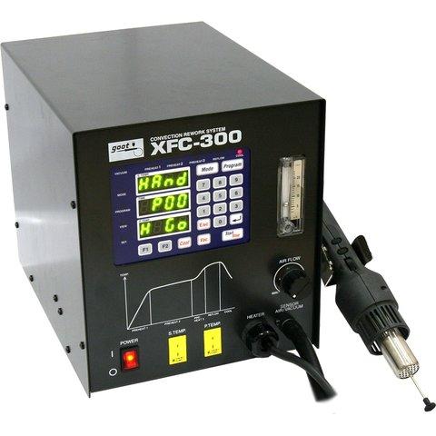 Термоповітряна паяльна станція Goot XFC-300 Прев'ю 1