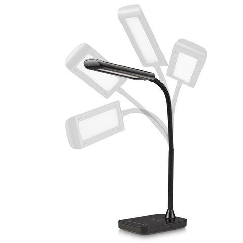 Настольная лампа TaoTronics TT-DL11, черная, EU