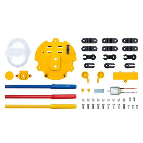 STEAM-конструктор 4M Робот-художник 00-03280 Прев'ю 2