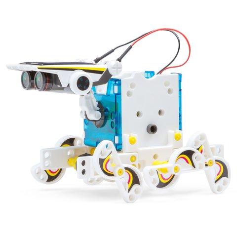 Робот 14 в 1  на сонячних батареях, конструктор CIC 21-615 - /*Photo|product*/