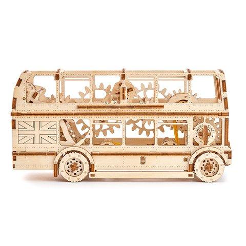 Механічний 3D-пазл Wooden.City Лондонський автобус - /*Photo|product*/