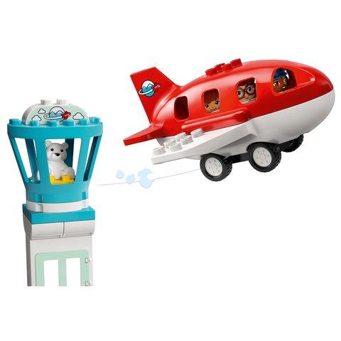 Конструктор LEGO DUPLO Самолет и аэропорт 10961 Превью 3
