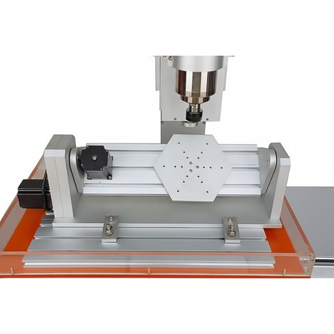 5-axis CNC Router Engraver ChinaCNCzone HY-6040 (2200 W) Preview 7
